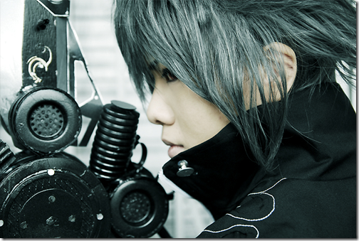final fantasy versus xiii cosplay - noctis lucis caelum 03 by jesuke