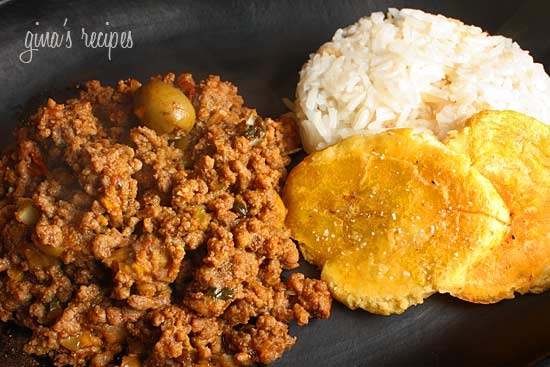Cuban Picadillo Picadillo is a cuban dish that