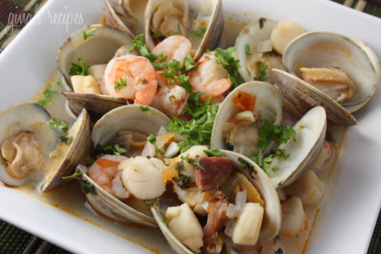 Portuguese Seafood Stew Recipe — Dishmaps