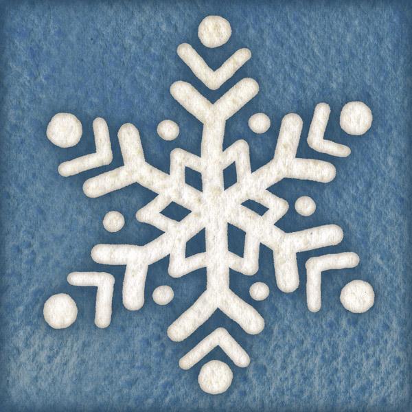 Dibujos copo de nieve estrella de nieve for Estrella de nieve