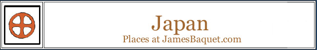 Japan: Places at JamesBaquet.com