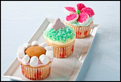 cupcake Flower-Garden-Cupcakes-56528