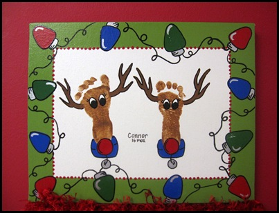 c and k reindeer connor