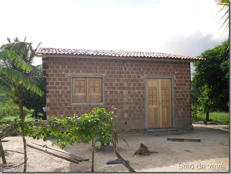casa com portas e janelas