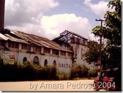 Usina Serro Azul em 2004