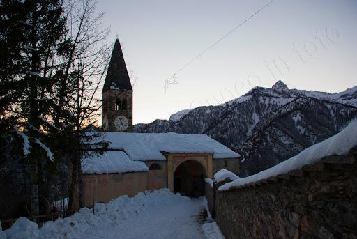 Fotografie Chiesa di Santa Maria Assunta - Elva