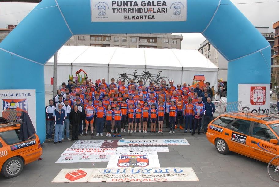 Punta Galea 2010