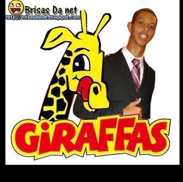 amor de giraffas