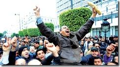 lucha en egipto