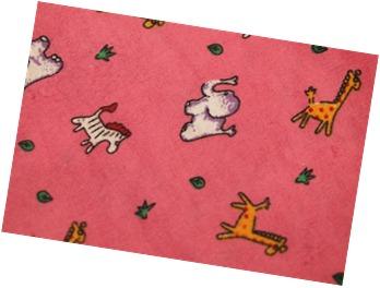 pink flannelette
