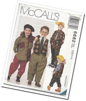 mccalls 6682