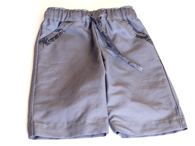 grey school pants