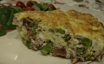 Steak and Asparagus Frittata (640x401)