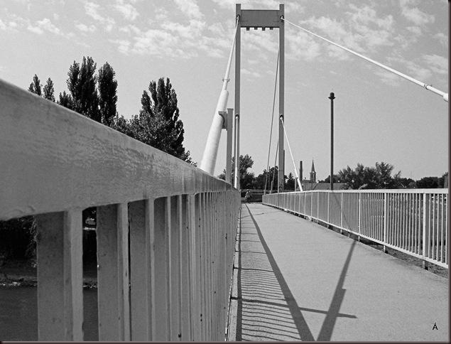 DSCF2458 Kis Erzsébet híd - Győrben !