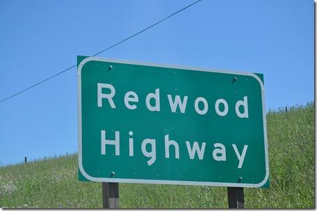 Drive to Crescent City, Ca 060