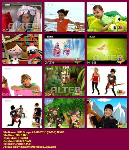 KID Songs 28-08-2010 (DVB-T) N.M.S (ALTER)