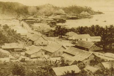 Kampung lama, sekarang kilang pertamina; 1897.jpg