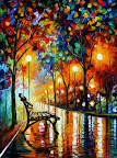 Leonid Afremov's Colorful World.