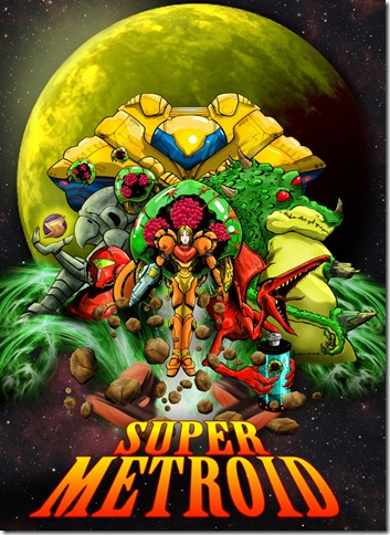 Super_Metroid_Poster_by_GuruMog