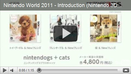 Nintendogs Cats Ds Best Game