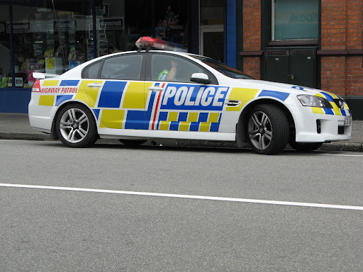 american police cars inside - photo #33
