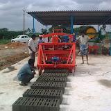 ODAM Hallow Blocks production center