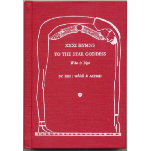 Xxxi Hymns To The Star Goddess Cover