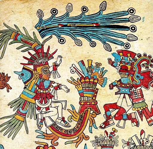 Aztec Gods Cover