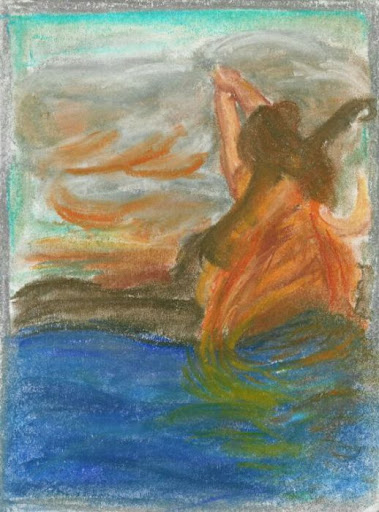 Goddess Salute Cover