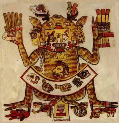 Xochipilli Cover
