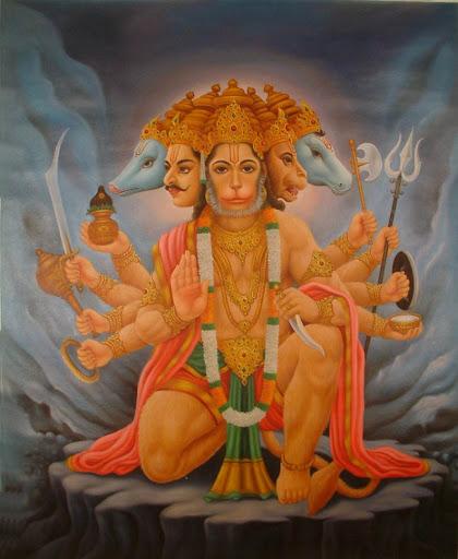 Hanuman Cover