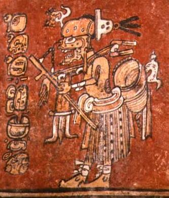 Maya Death Gods Cover