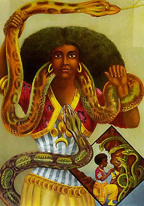 Mami Wata Cover