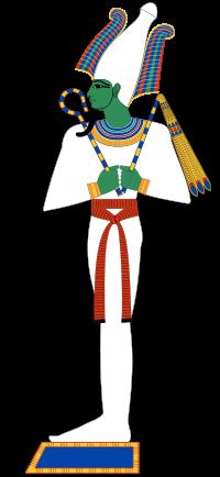 Osiris Cover