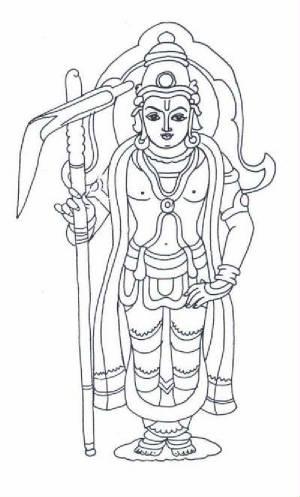 Lord Balarama Cover
