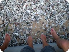 stone-feet