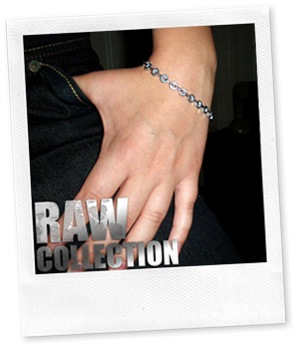 Raw-Collection-armband