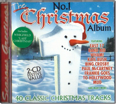 No.1ChristmasAlbum