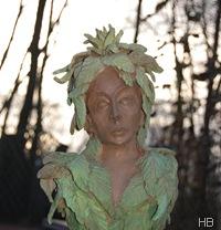Skulptur Ekkehard Broermanns © H. Brune