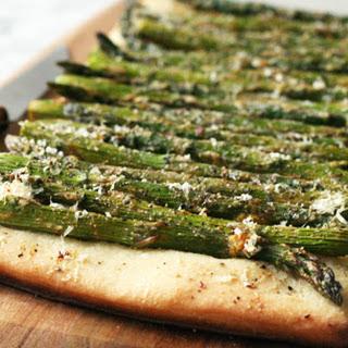 Asparagus Flatbread Recipes