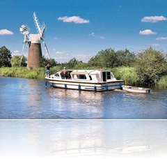 Norfolk Broads Hire Boats
