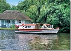 Narrow Boat Holidays