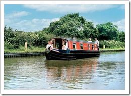 Canal Boat Hire in Congleton