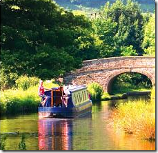 Canal Boat Hire England