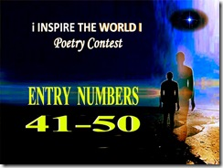 41 to 50 entry of poems
