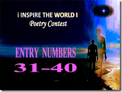 31 to 40 entry of poems