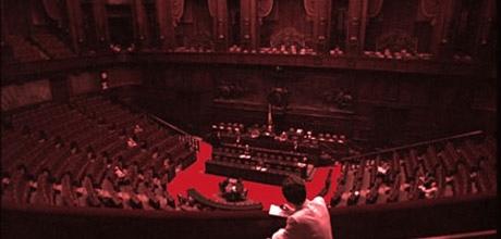 Il quinto postulato oggi al parlamento for Oggi in parlamento