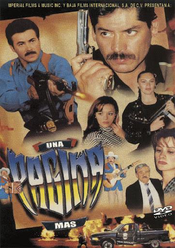 Alejandro Alcondez Una Pagina Mas Movie Poster