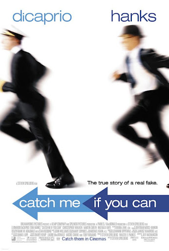 Catch Me If You Can opening title sequence Art of the Title