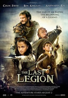 rapidshare.com/files The Last Legion (2007) PROPER DVDRip XviD - TNAN